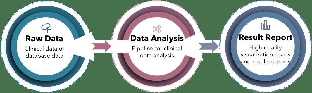 Fig 3. CD Genomics bioinformatics data analysis process. - CD Genomics.
