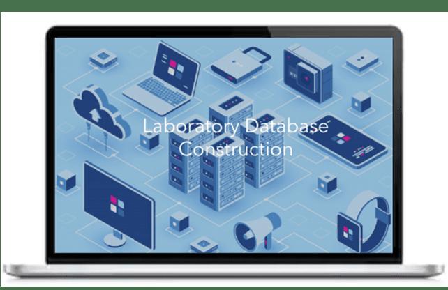 Laboratory database construction
