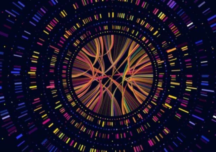 Data Visualization of Bioinformatics